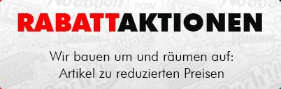 RABATTE BEI X-Comics